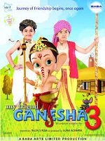 O My Friend Ganesha, Tu Rehna Saath Hamesha-My Friend Ganesha-Master Shravan Suresh