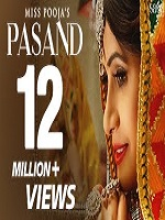 PASAND-LYRICS-MISS-POOJA